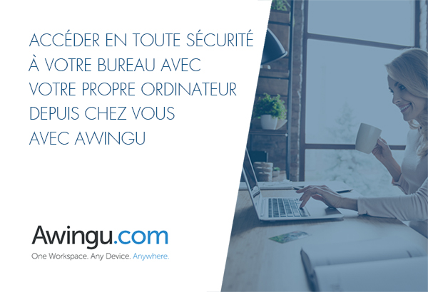 asi solution informatique awingu teletravail