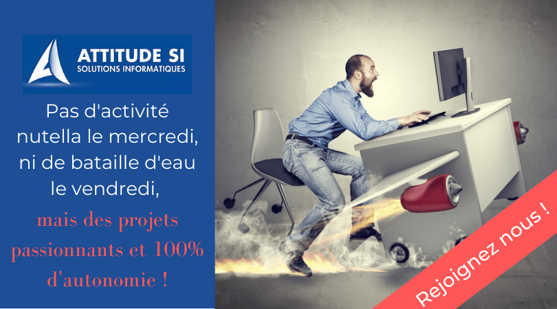 attitude solution informatique postuler recrutement